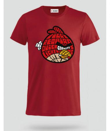 BirdWithAnger T-shirt Basic Uomo