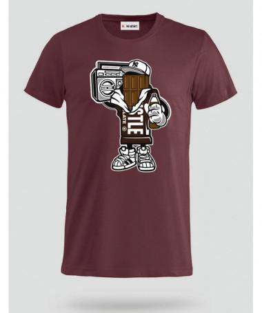 ChocolateSquad T-shirt Basic Uomo