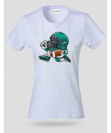 FootballPlayer T-shirt Basic Donna