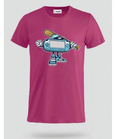 GameOnBaseball T-shirt Basic Uomo