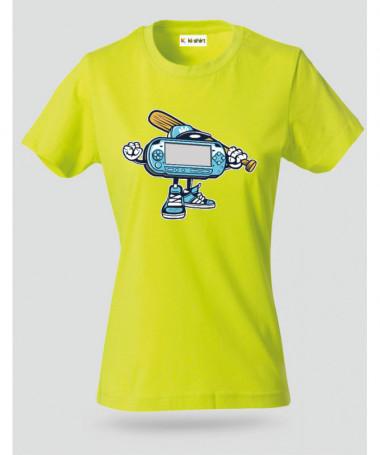 GameOnBaseball T-shirt Basic Donna