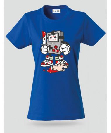 GamersKiller T-shirt Basic Donna
