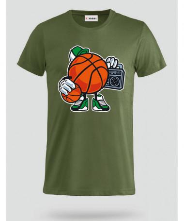 streetbasketball T-shirt Basic Uomo