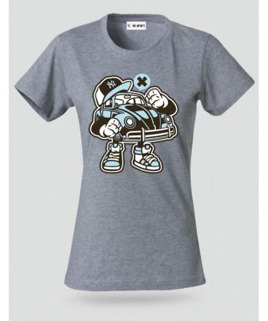 streetbeetle T-shirt Basic Donna