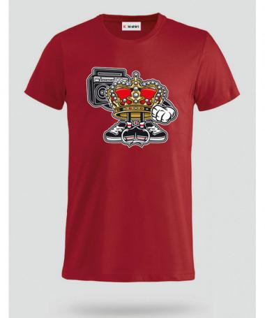 streetking T-shirt Basic Uomo