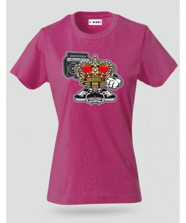 streetking T-shirt Basic Donna