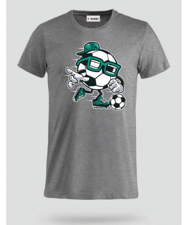 streetsoccer T-shirt Basic Uomo