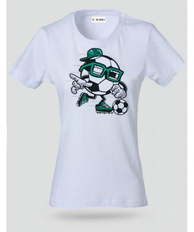streetsoccer T-shirt Basic Donna