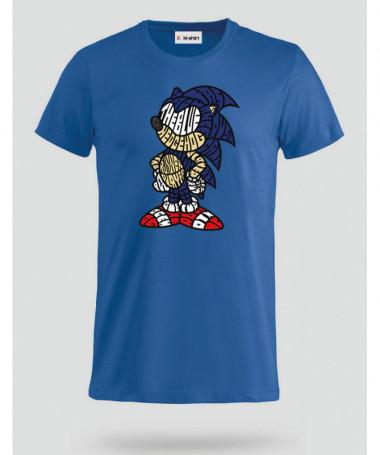 thebluehedgehog T-shirt Basic Uomo