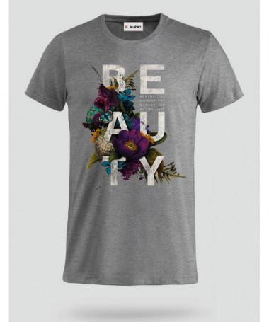Beauty T-shirt Basic Uomo