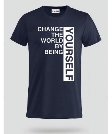 Change T-shirt Basic Uomo