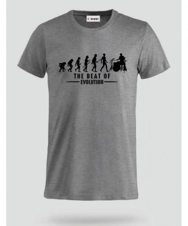 Evolution T-shirt Basic Uomo