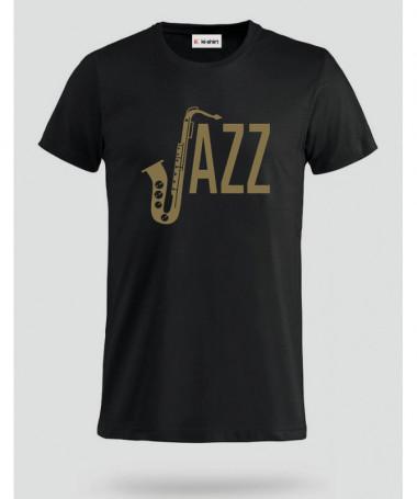 Jazz T-shirt Basic Uomo