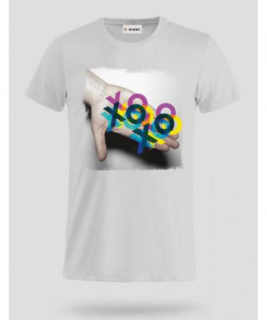 Baci Baci T-shirt Basic Uomo