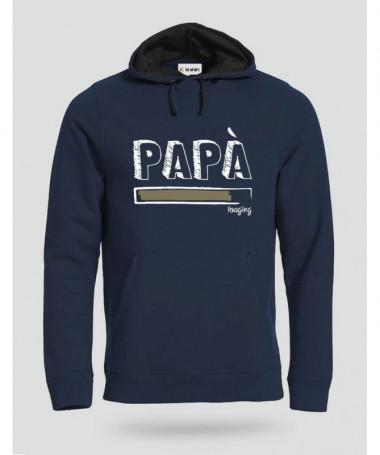 Loading Felpa Premium con cappuccio Uomo