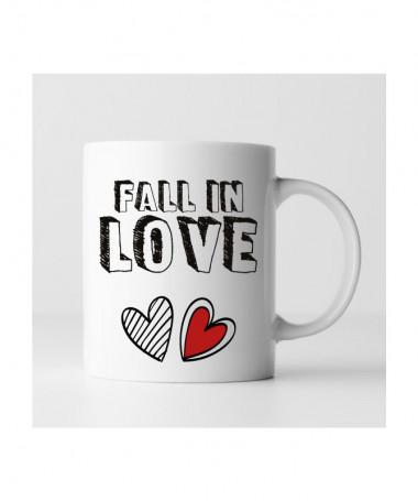 Tazza Fall in love