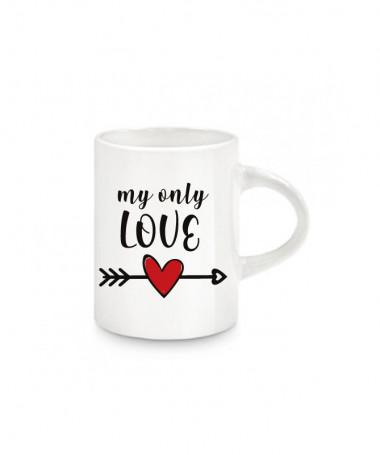 Tazzina espresso My only love
