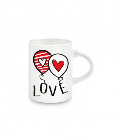 Tazzina espresso Love