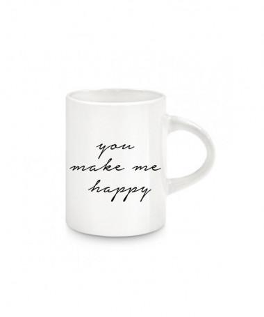 Tazzina espresso Happy