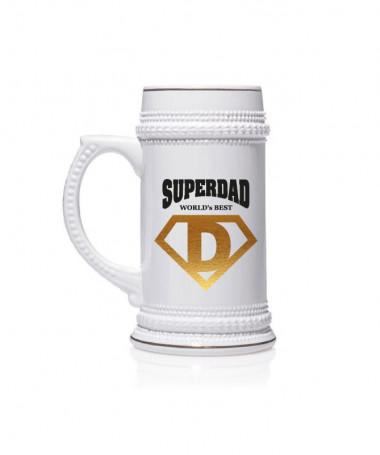 Boccale Super Dad
