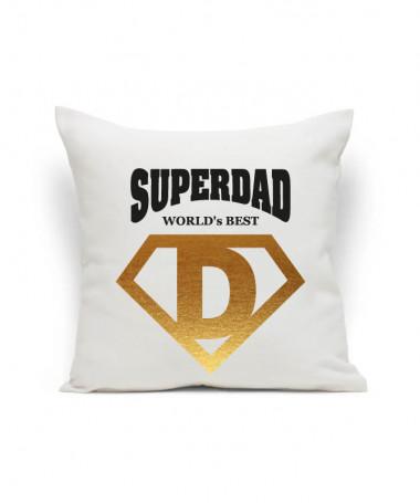 Cuscino Super Dad
