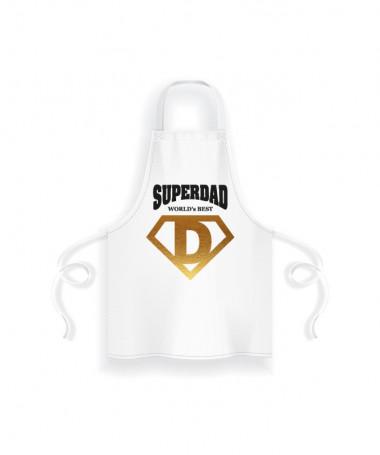 Grembiule Super Dad
