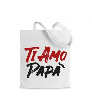 Shopper Ti amo Papà