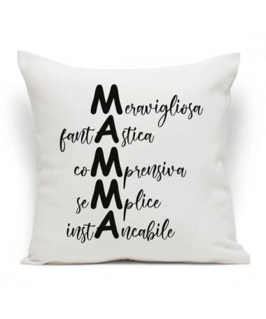 Cuscino Mamma meravigliosa