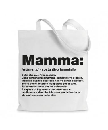 Shopper Mamma definizione