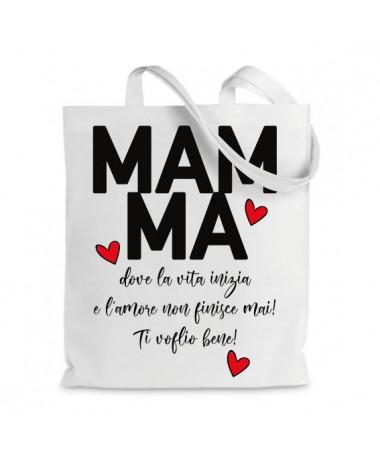 Shopper Mamma amore infinito